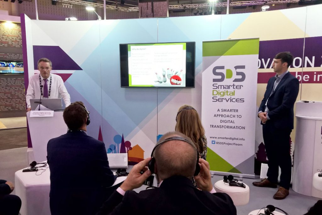 LGA Annual Conference – Innovation Zone