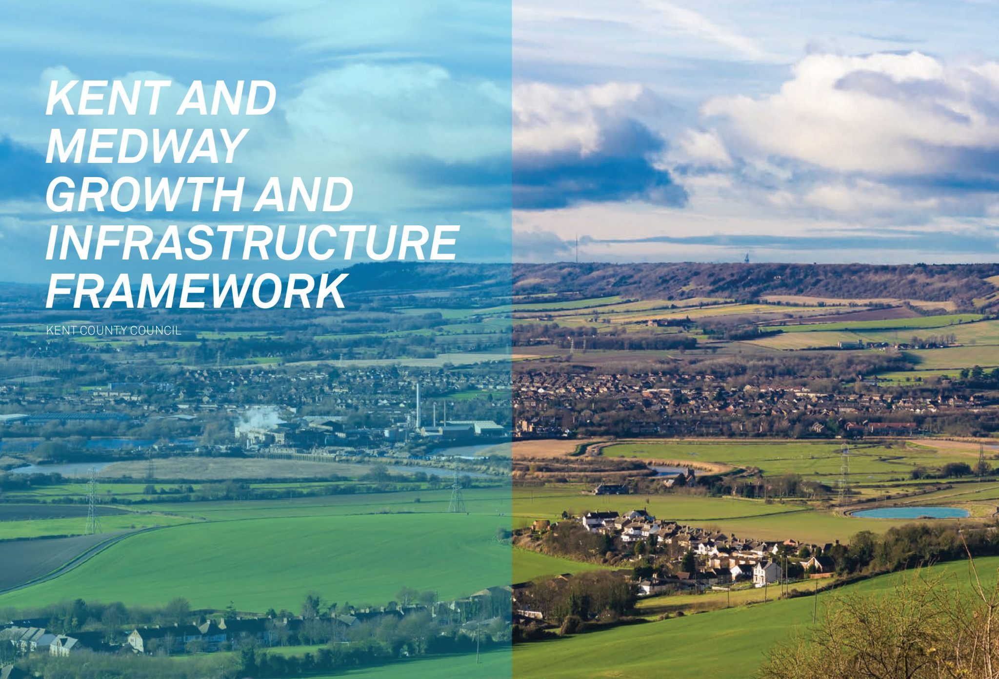 Kent and Medway Growth and Infrastructure Framework book cover